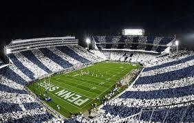 Penn State Stripe Out Plan For Beaver Stadium Announced