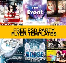 Free Party Flyer Templates Download 30 Free Psd Party Flyer Templates Inspirationi