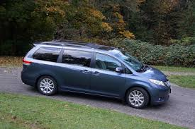 2014 Toyota Sienna XLE Limited Road Test Review | CarCostCanada
