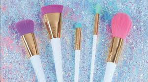 tarte cosmetics magical unicorn brushes are going to be on your 2017 wishlist