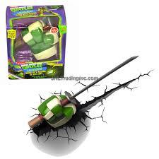 Tmnt 3d Light 3dlightfx Teenage Mutant Ninja Turtles Tmnt Series 3d Night