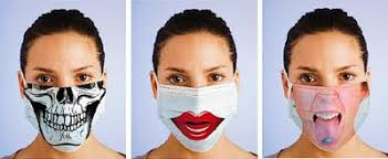 Decorative Surgical Masks Designer Face Masks LikePage 7