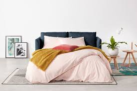 milner sofa bed with foam mattress