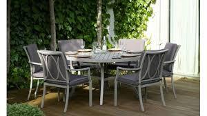 dorset aluminium garden dining furniture