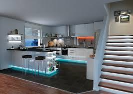 Wohnräume Verwandeln Mit Led Stripes Und Lichtleisten Von Paulmann