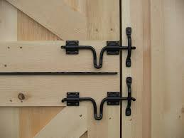 DIY Barn Door Latches Ideas : Homemade Barn Door Latches Ideas ...