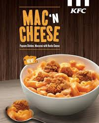 mac n cheese returns to kfc singapore restaurants but only for a limited time