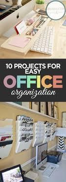 diy office organization 1 diy home office. 10 Projects For Easy Office Organization| Organization: Organization Ideas,  DIY, Diy Office Organization 1 Home