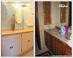 Painting Bathroom Fixtures Painting Bathroom Cabinets With Spray Paint Blue Vanity Bathroom