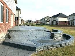 concrete slab patio makeover. Exellent Makeover Concrete Slab Patio Makeover Cement Tile   For Concrete Slab Patio Makeover Y