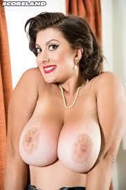 Busty Shaved Brunette Secretary Valory Irene with Big Tits Wearing.