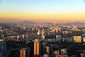 Shenzhen Population 2019 Demographics Maps Graphs