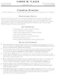 Art Director Resumes Fascinating Creative Art Director Resume Samples Fresh Designer Template