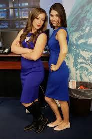 "Carly Smith on Twitter: ""Who wore it better!? Haha love you @DanielleKAUZ  ❤️💙 #twinningiswinning… """