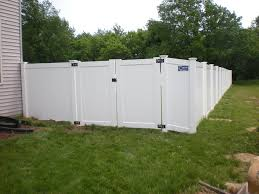 Privacy Fence Driveway Gate  Fence Company In Ma Builds A Double Gates For Backyard