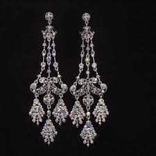 vintage diamond chandelier earrings fantastic vintage diamond chandelier earrings in 2018