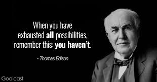 Thomas Edison Quotes Magnificent Top 48 Thomas Edison Quotes To Motivate You To Never Quit Goalcast