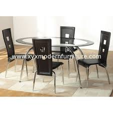 oval glass dining table. oval glass dining table