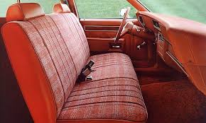 front bench seats in cars