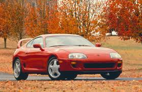 1993 - 1998 Toyota Supra Review - Top Speed