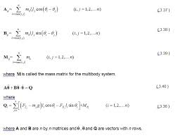 solving a system of nar second order diffeial equations matlab answers matlab central