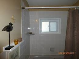 Shower Privacy Window  HouzzShower Privacy