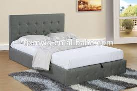 Fabric Storage Bed lift Up Storage Bed Frame storage Bed Frame