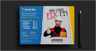 free handyman flyer template professional handyman flyer poster template 16 free premium