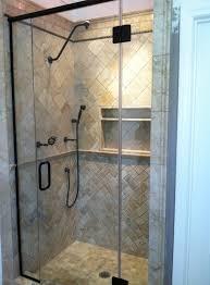 shower doors oil rubbed bronze shower door