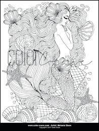 Best Mermaid Coloring Pages Coloring Books Color Print Best Mermaid