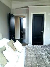 taupe couch grey walls taupe grey walls grey walls white trim black doors white door frames