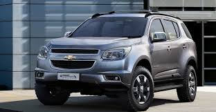 new car suv launches in 2015Chevrolet Trailblazer SUV Spin MPV to Be Launched in India GM