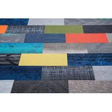 diy 12 x 36 carpet tile in orted