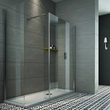 Walk In Shower Enclosure Tate Collection Indi 1700 X 750mm Walk In Shower Enclosure Inc Tray