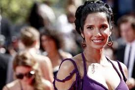 She hoped other lover was father: Adam Dell about Padma Lakshmi - Indian  Express