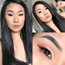 im just another who loves makeup but what can i call this look for my video can i get a help beautyger makeuplover monolid asian
