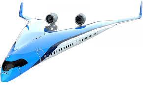 New Airplane Wing Design New Fuel Efficient Aircraft Design Squeezes Passenger Cabin