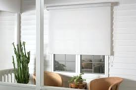 canvas roll up porch shades ideal choice of outdoor blinds for your screened porches 3