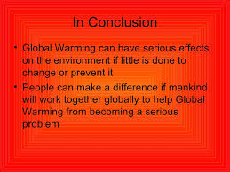 paragraph essay on global warming madrat co global warming project