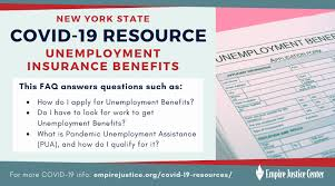 How do i file for unemployment insurance? accessed april 23, 2021. Covid 19 Faq Nys Unemployment Insurance Benefits Empire Justice Center