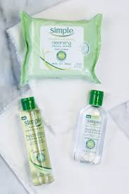the best eye makeup removers for sensitive skin simple dual effect eye makeup remover