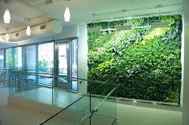 indoor gardening. Living-walls-office-building-indoor-gardening-service Indoor Gardening O
