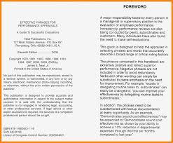 Customer Service Evaluation Phrases Keni Candlecomfortzone Form