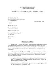Department Of Labor Csblr Supp 25083 122906 Subpoena Duces Tecum