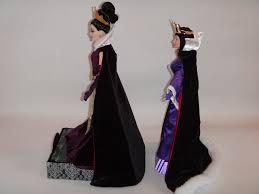Disney Designer Villains Evil Queen Evil Queen Disney Designer Vs Mattel Great Villains Doll