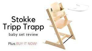 trip trap chair baby set stokke tripp trapp chair
