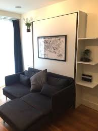 ikea wall bed furniture. beautiful furniture small space solution a diy murphy bed made with ikea parts  apartment  therapy in ikea wall furniture