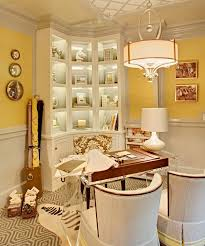 home office decorating ideas nyc. Such A Luxurious #office. #interiors Home Office Decorating Ideas Nyc