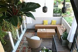 Terrace design with plants - beautiful examples and advice for you