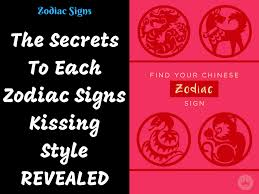 Chinese Zodiac Signs Meaning And Dates - Chinese Zodiac Signs Dates